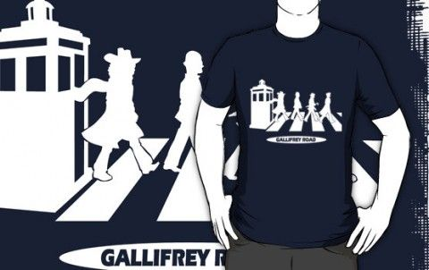 Gallifrey Road