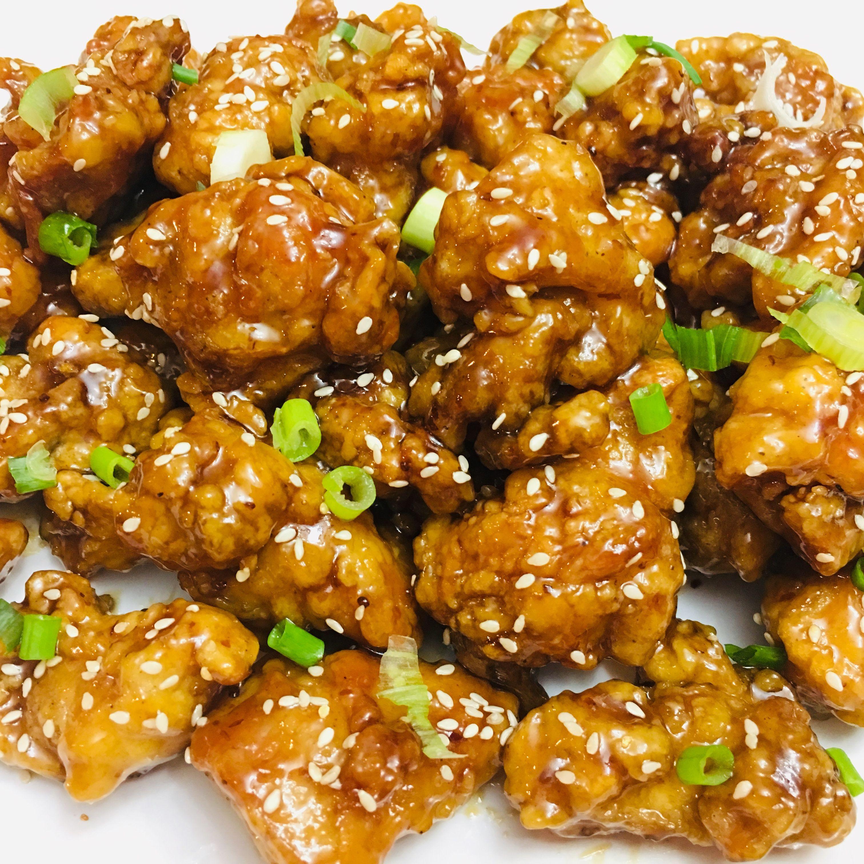 Super Orange Chicken #chineseorangechicken