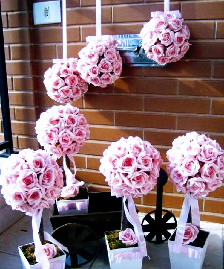 Paper Flowers Diy Wedding Decorations Flower Arte