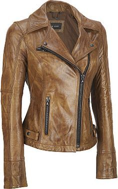 Women S Black Rivet Quilted Elbow Leather Jacket Riding Jackets