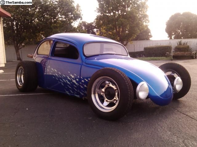Ian Roussel Full Custom Garage | buglife | Vw cars, Custom
