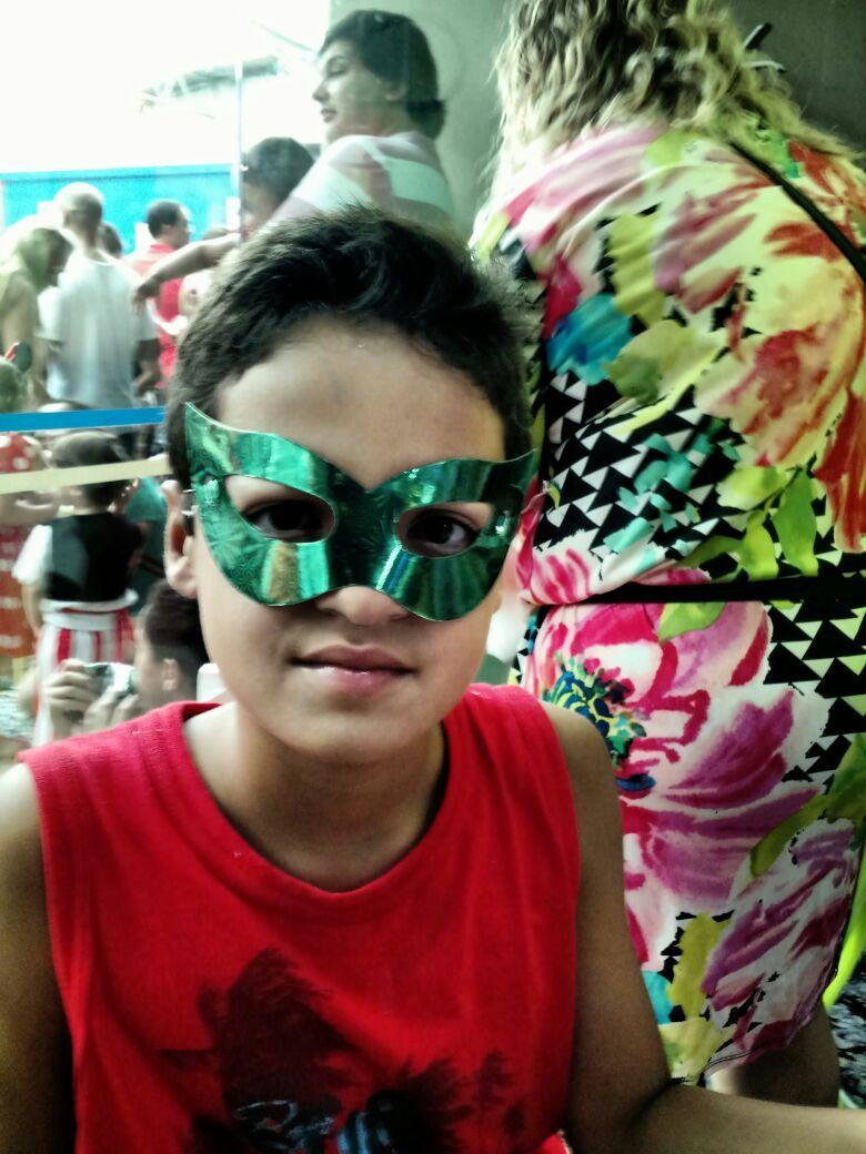 Baile de Carnaval 2015