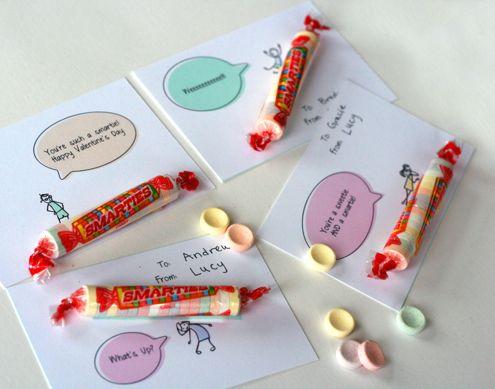 cute free printables for valentines day - Boy Valentine Ideas