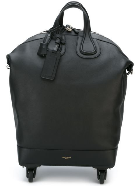 ffe583abaaca GIVENCHY  Nightingale  Trolley Bag.  givenchy  bags  trolley  leather  travel  bags  lining