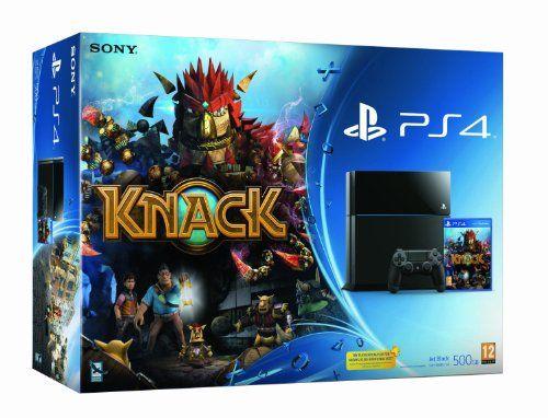 knack for xbox