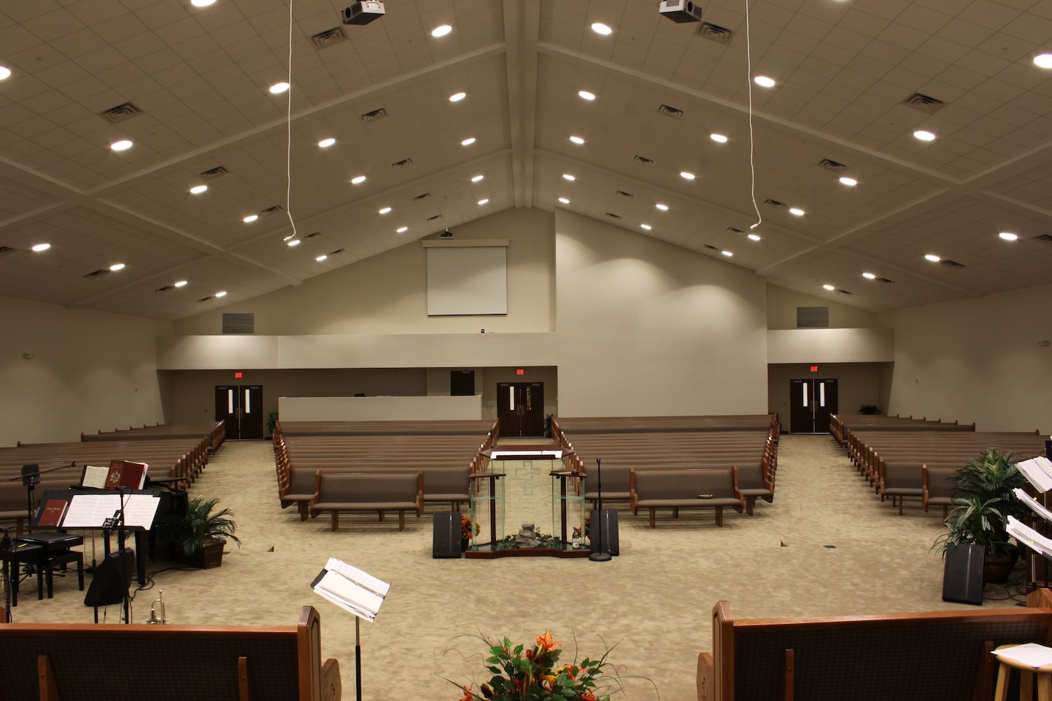 Church Sanctuary Design Living Water Church Of God Kannapolis Nc Sanctuary Design Ideas