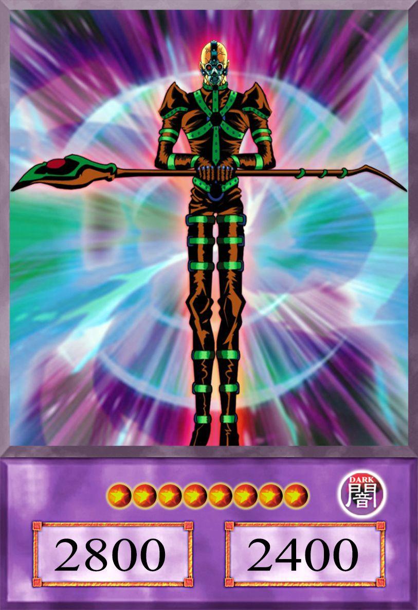 Jinzo the psycho magician anime by alanmac95 on