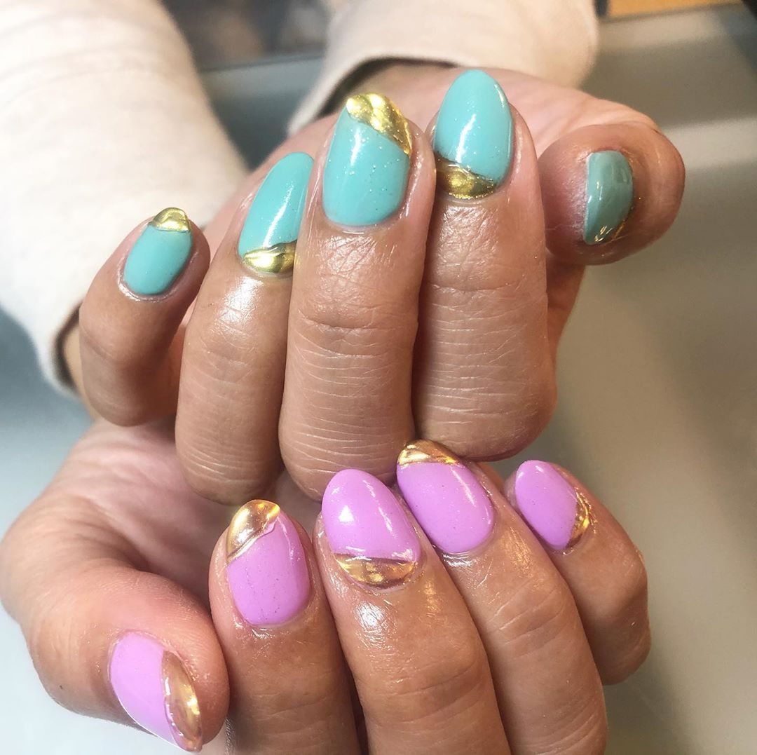 TOP NAILS TRENDS FOR 2020 wedding nails makeup nails ...