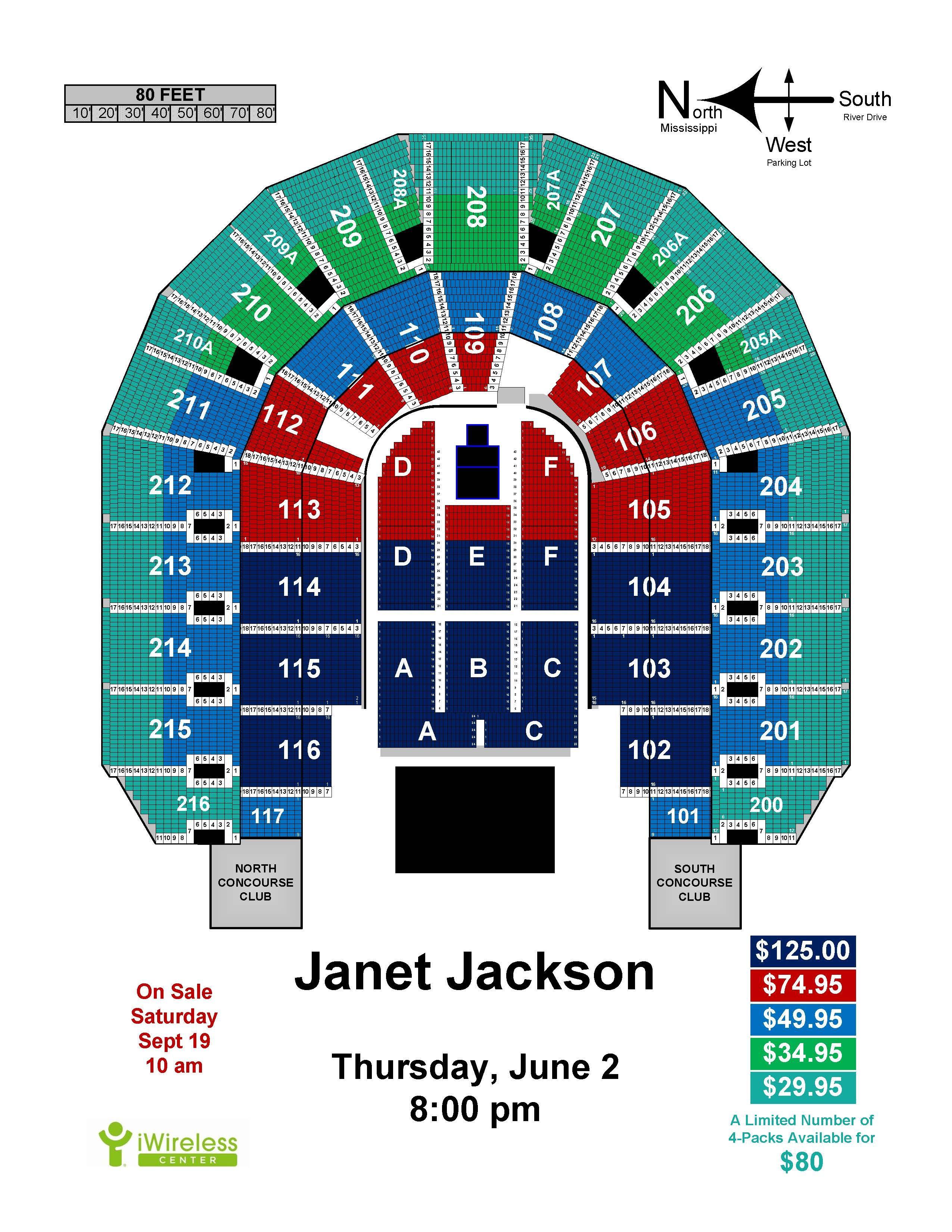 Janet jacksoon  wireless center moline il also venue seating maps rh pinterest