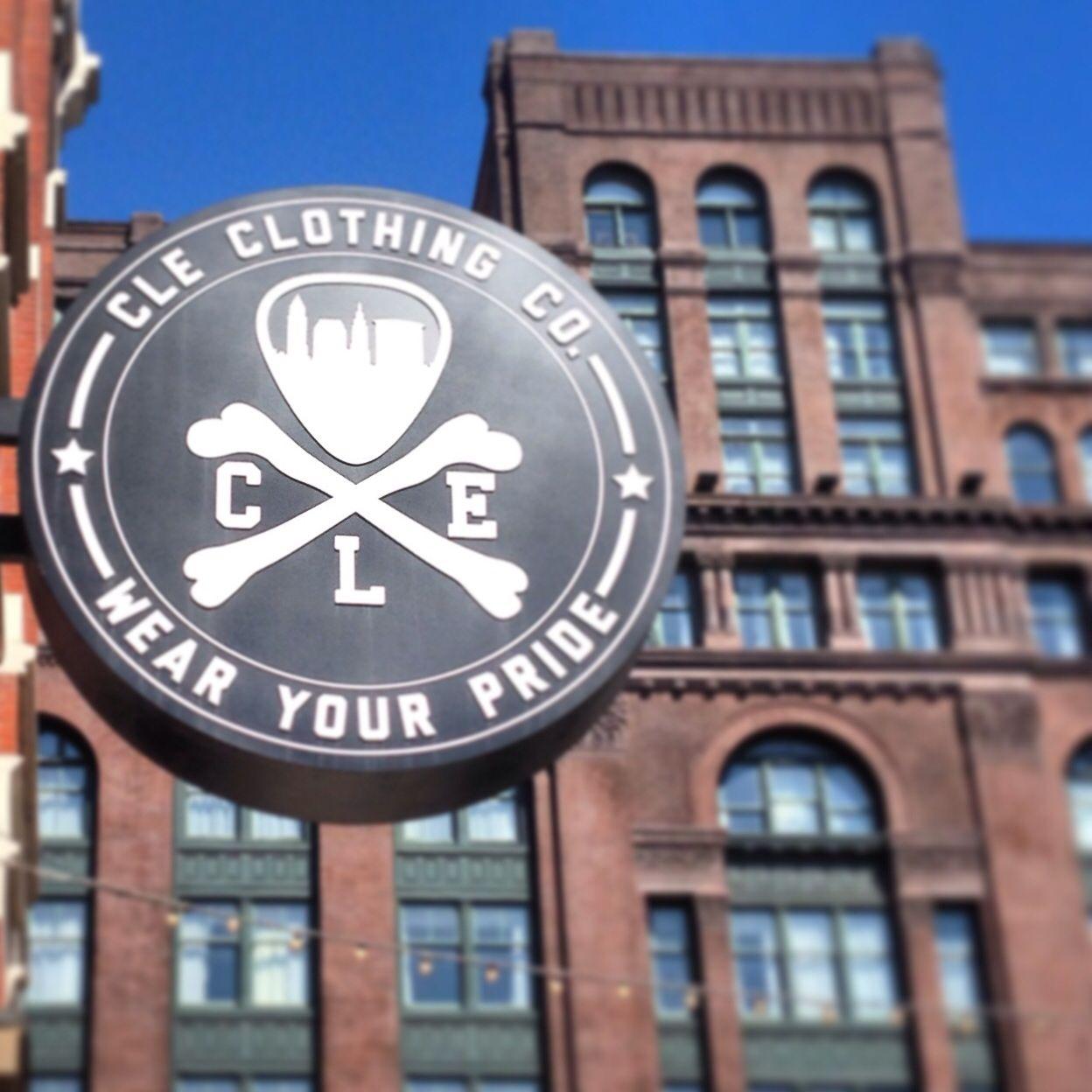Cleveland clothing company Cleveland clothing, Cleveland