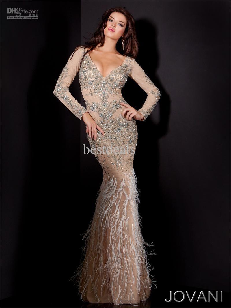 Jovani long sleeve prom dress dresses pinterest prom xv