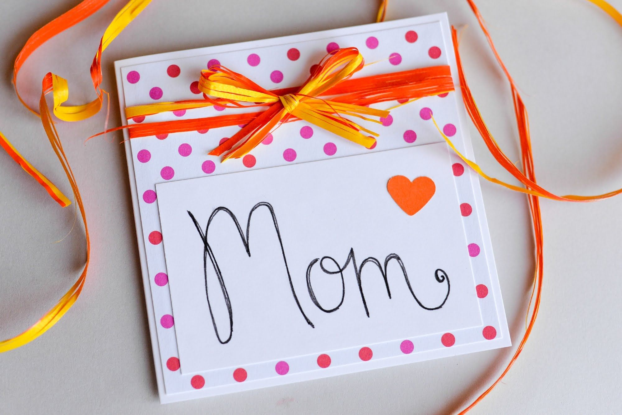 Thanks for watching! Please like and subscribe :) Tutorial: How to make a Mother's Day Card ...