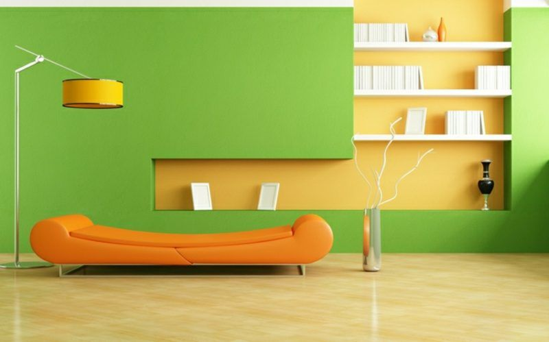 stunning wohnzimmer orange. wohnzimmer orange grun full size of ...