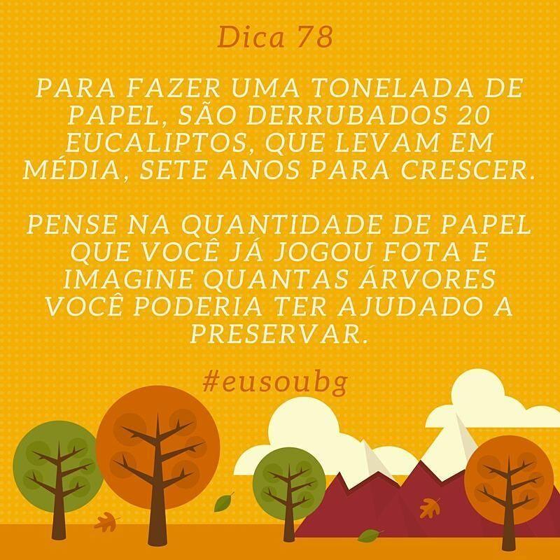 Por isso reutilize o verso das folhas de papel. #eusoubg #labhidroufrj #baiadeguanabara #guanabarabay #papel #dicas #reutilização #economia #arvores