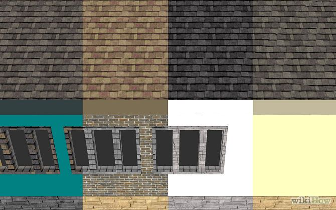 Choose The Color Of Roofing Shingles Roof Colors