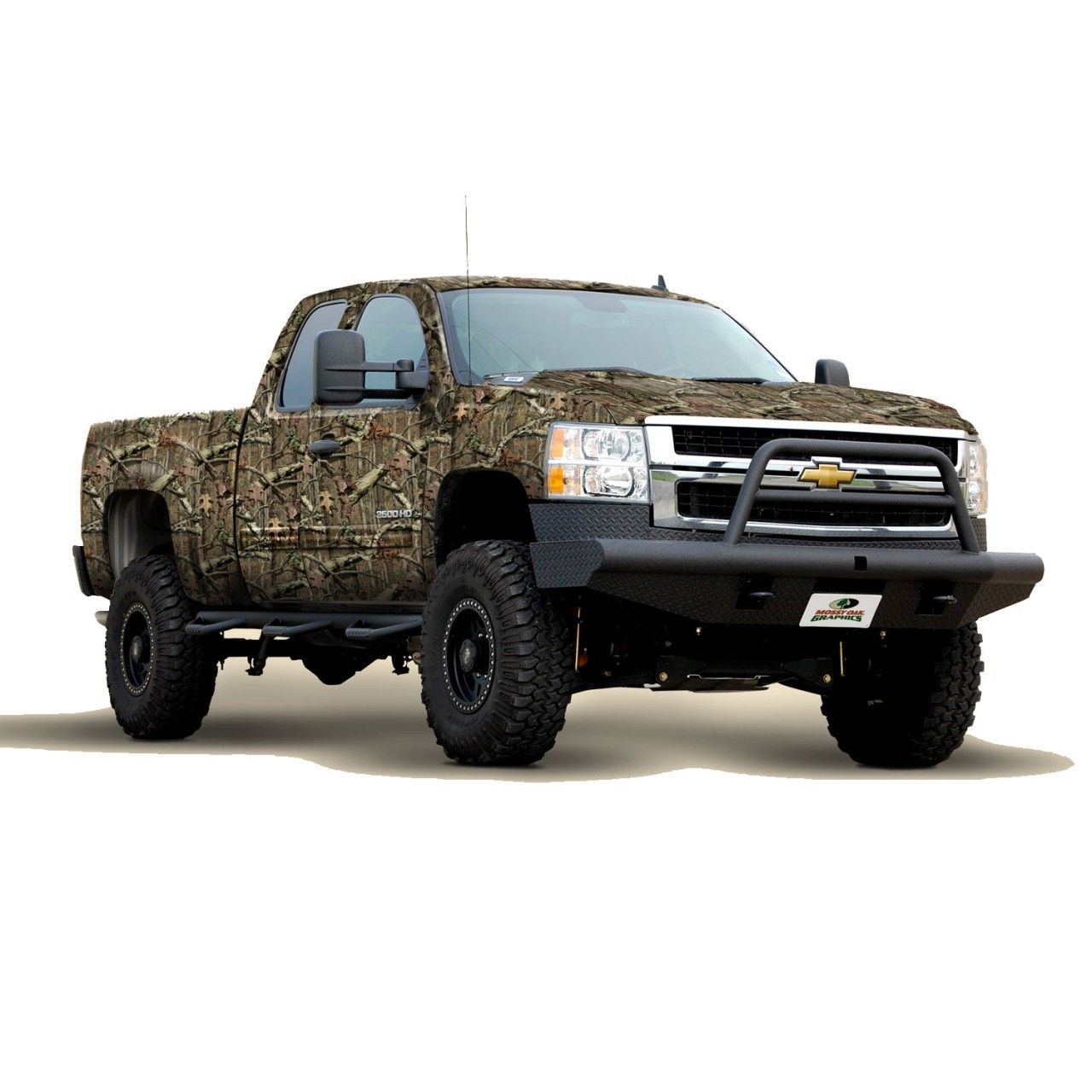 The big red neck trading post standard length full size truck full vehicle camouflage kit