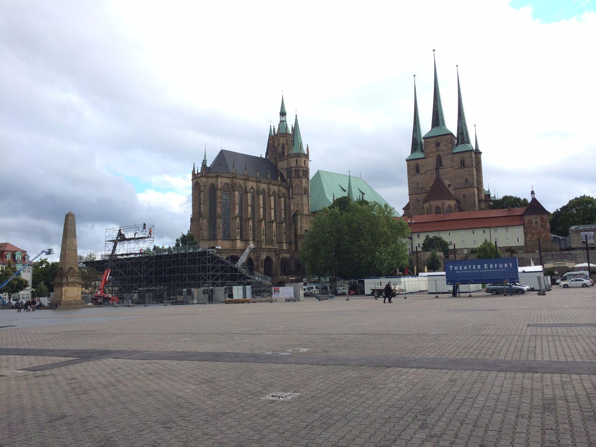 26.6. Erfurt