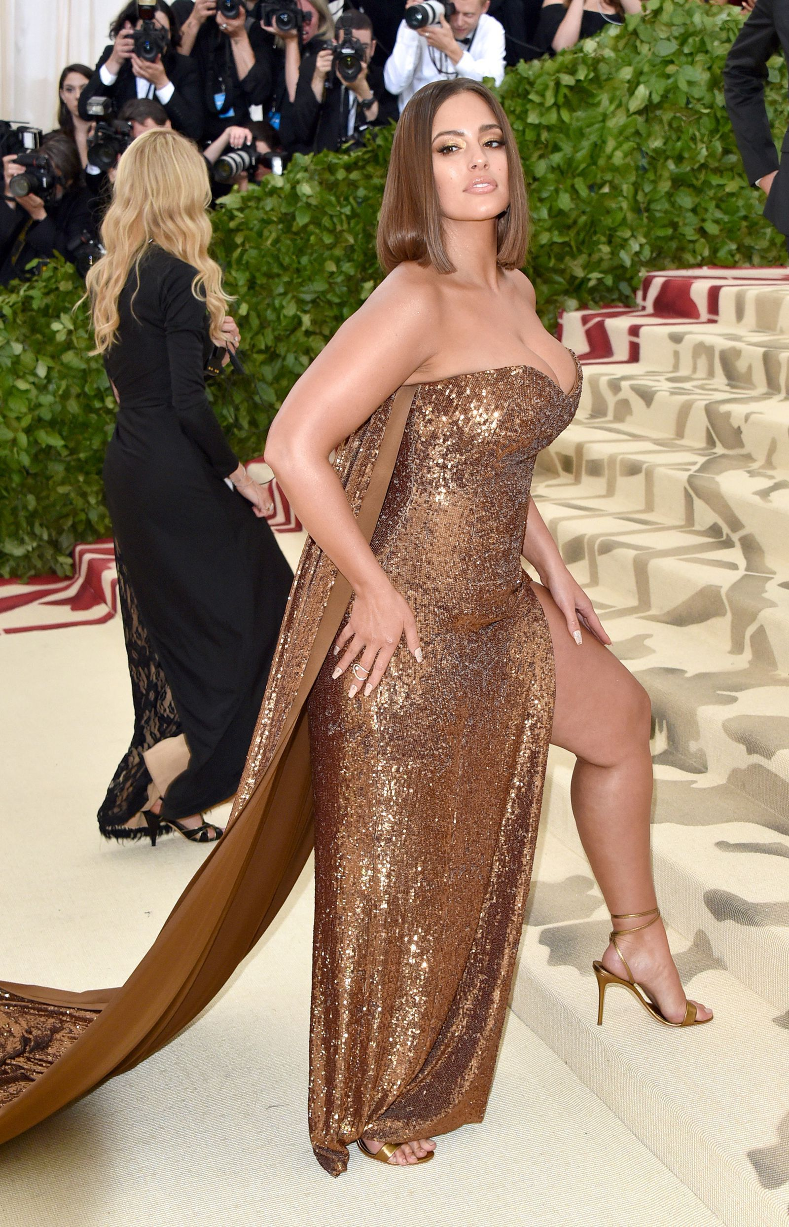 1c83cd6424e All the Sexiest Looks From the 2018 Met Gala