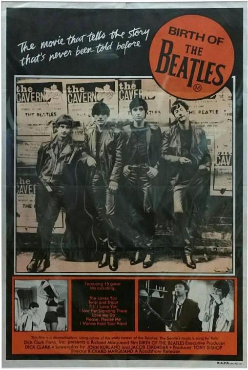 Birth of the beatles dick clark