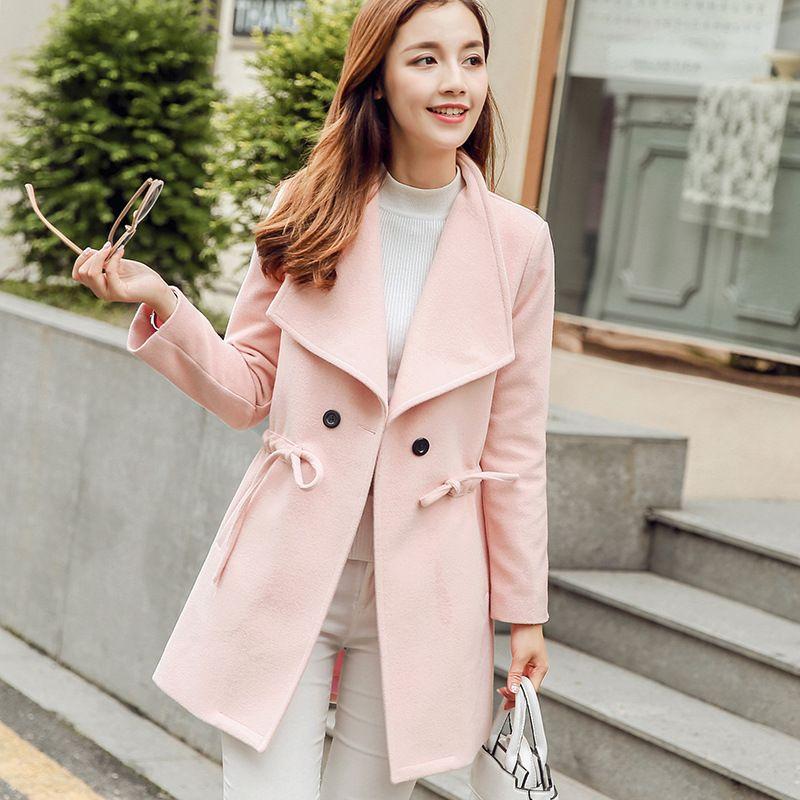 chaquetas mujer primavera tweed en rosa aliexpress