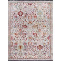 alfombra plana tejida benuta Trends Ian Multicolor 120×160 cm – alfombra vintage en Used-Lookbenuta.de