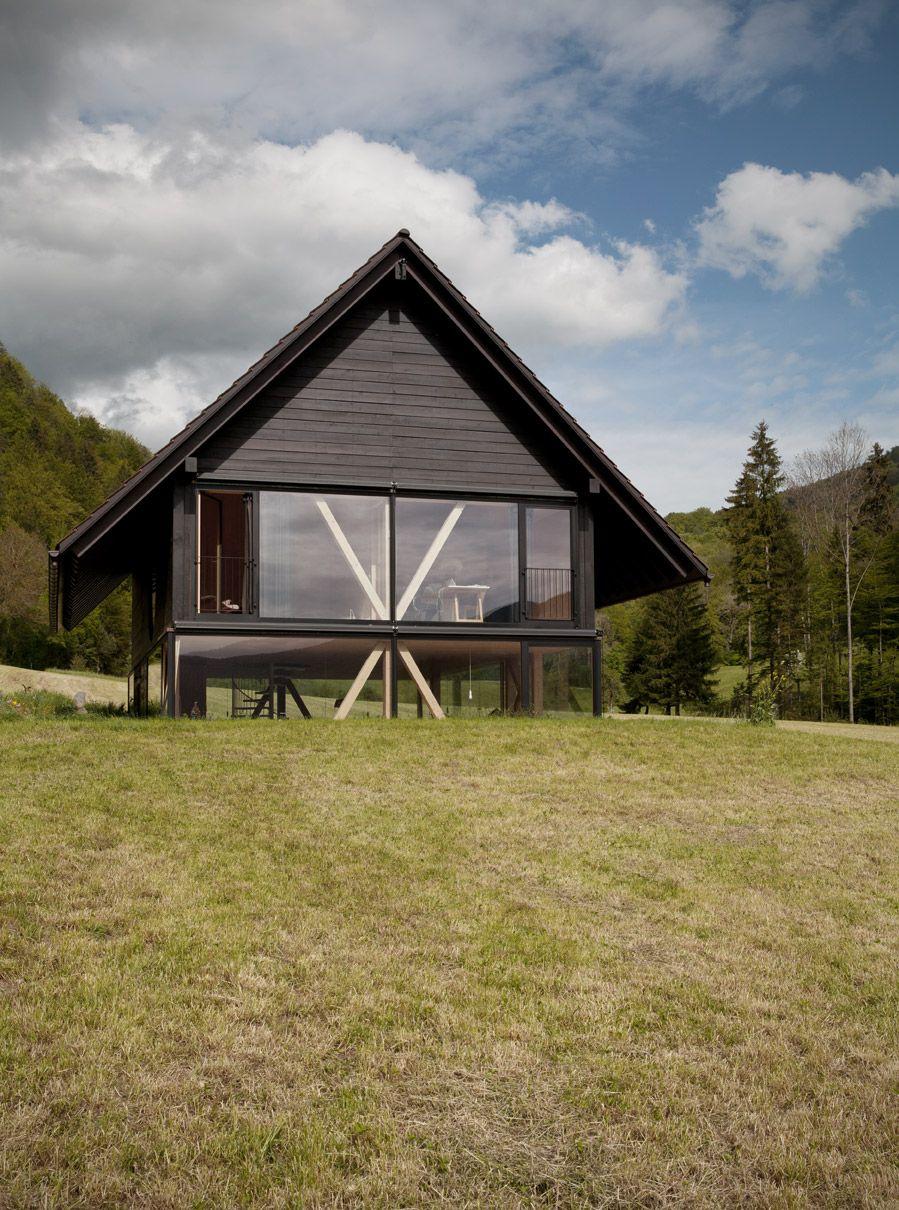 Holzhaus Architektur das holzhaus pascal flammer marianne kohler nizamuddinmarianne