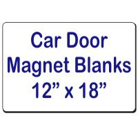 12 Car Magnets Magnetic Car Signs Magnet Roll