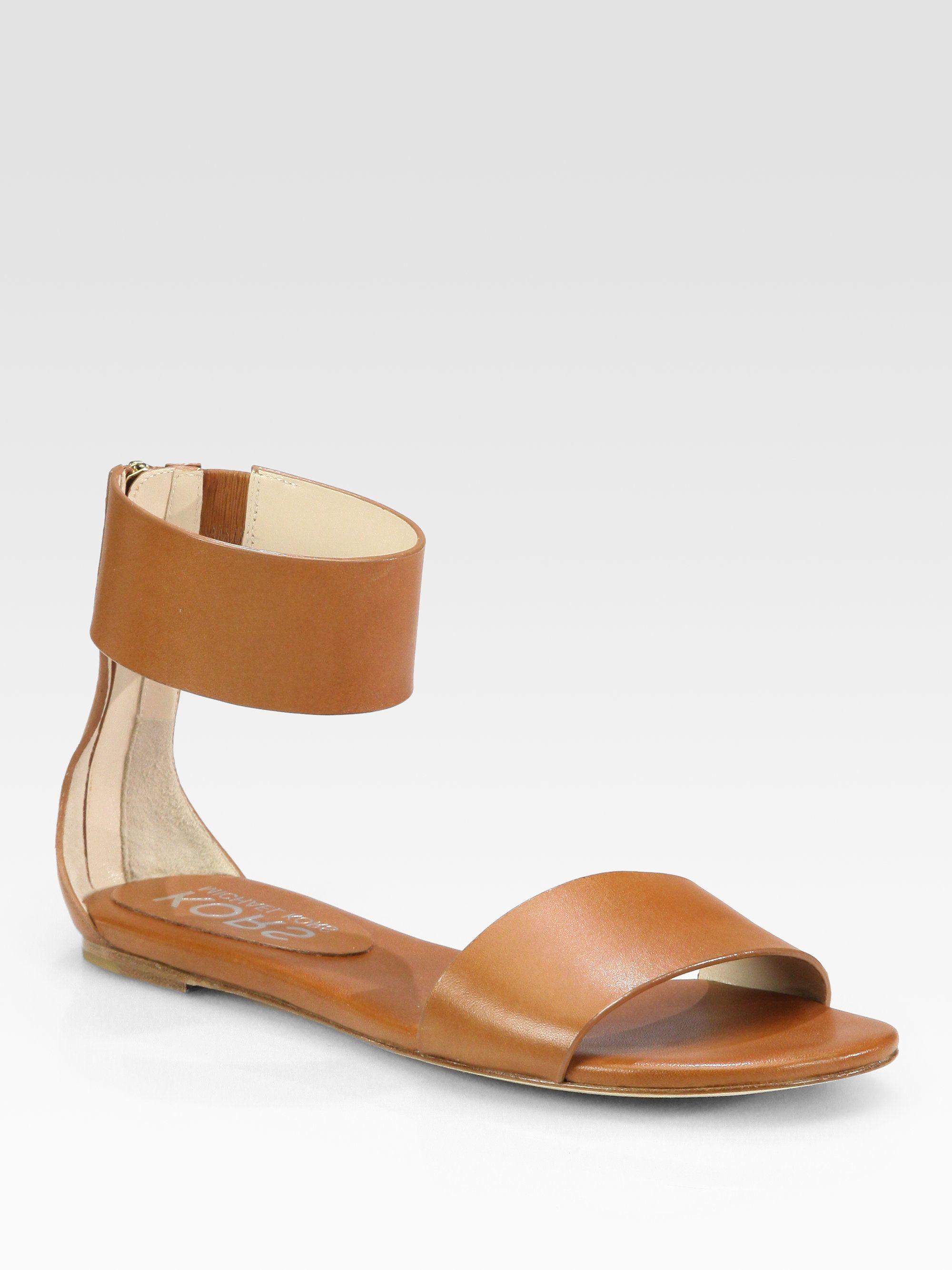 EjJQiimLMb Ankle strap sandals