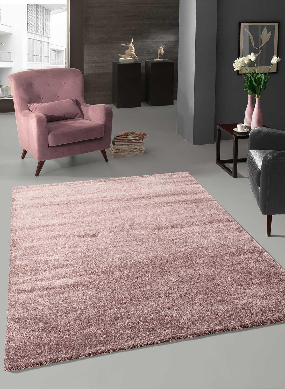 Topal Luxe Tapis Design Salon Tapis Rose Deco Chambre Rose Gold