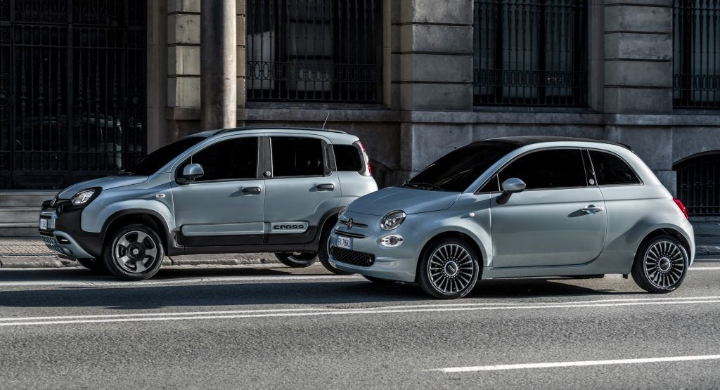 Fiat Gives 500 Panda A New Mild Hybrid Lease On Life Fiat 500