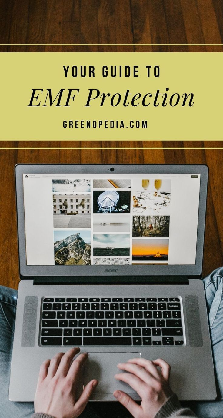 Easy ways to protect yourself from emf radiation emf