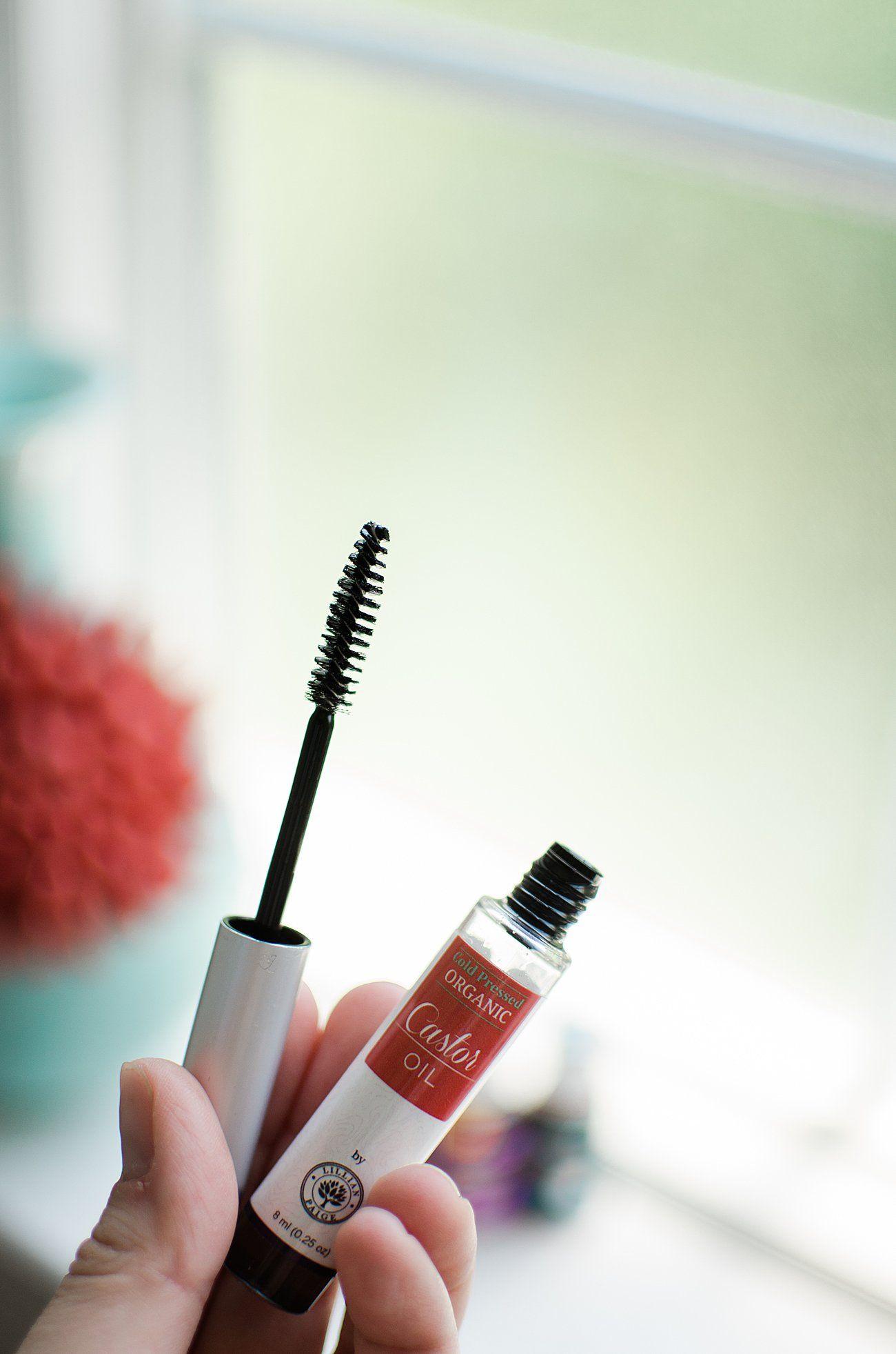 Diy lash boosting serum natural lashes essential oil