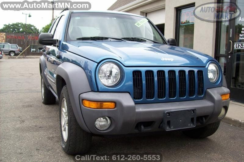 2003 JEEP LIBERTY SPORT Cars Minneapolis, MN at