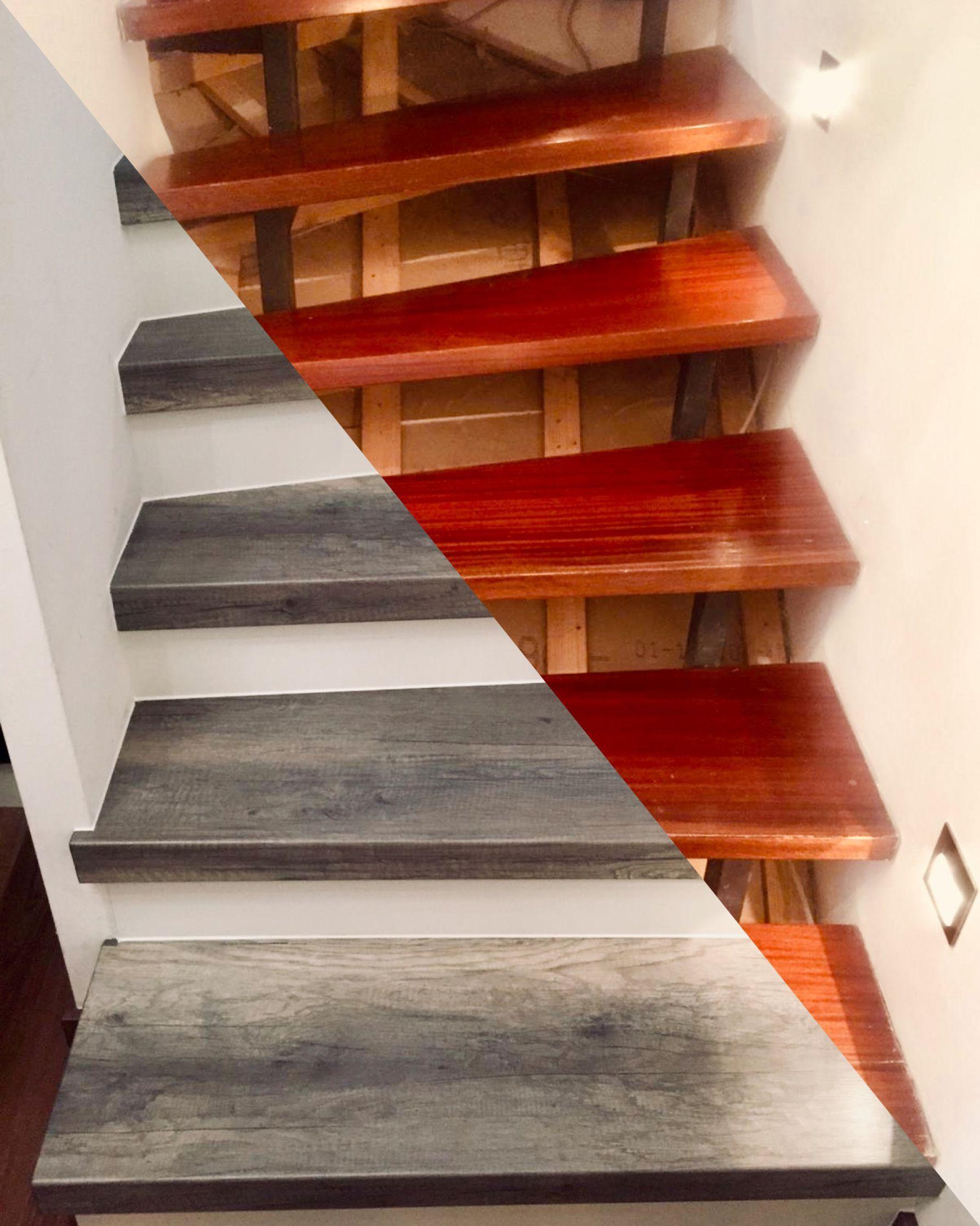 treppe renovieren