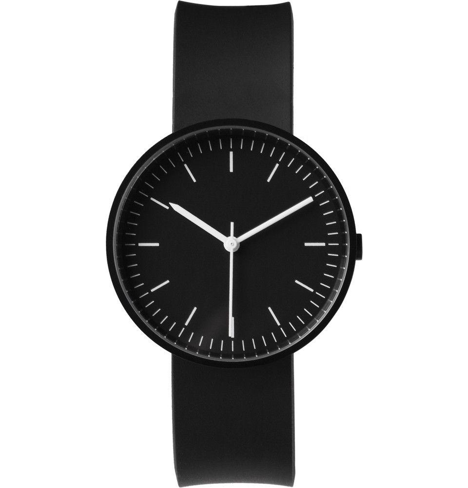 Uniform Wares100 Series Classic Steel Wristwatch|MR PORTER