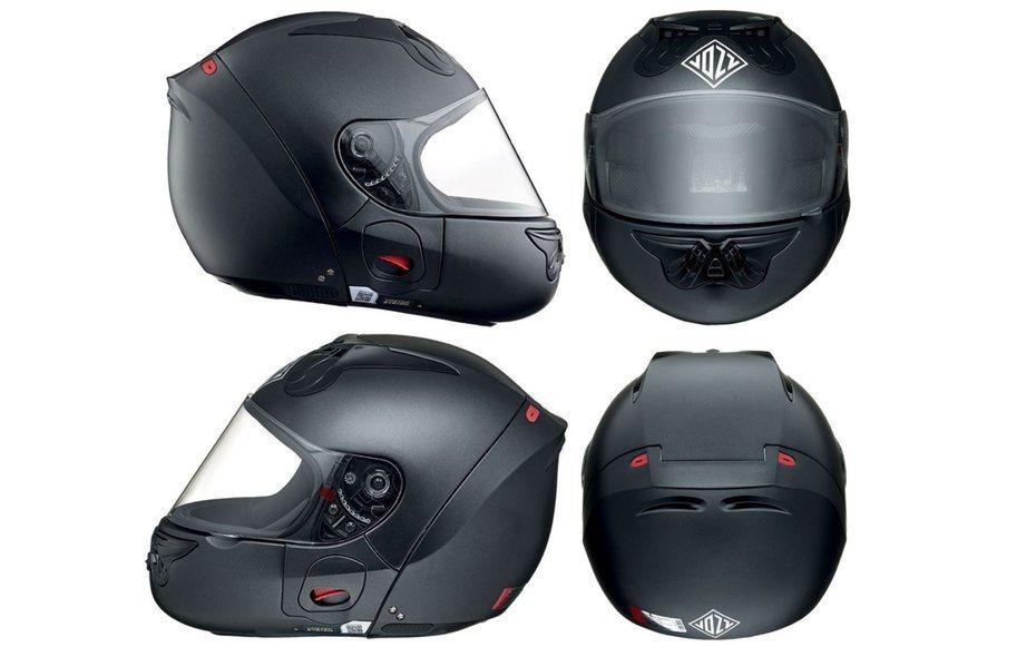 모든 시야각에서 Vozz RS 1.0 헬멧