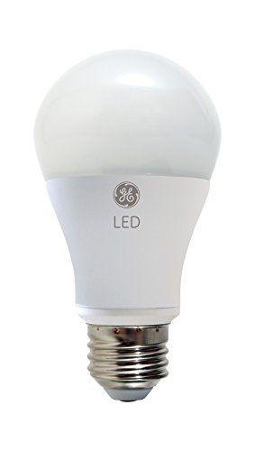 Ge Lighting 13448 Energysmart Led 7watt 450lumen A19 Bulb With