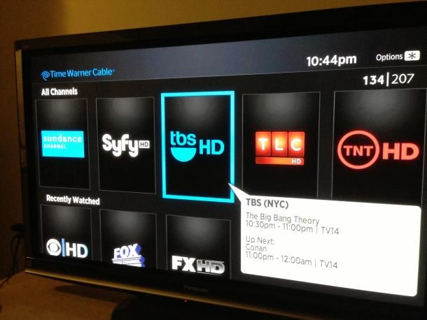 TWC TV app turns Roku into a cable box for Time Warner