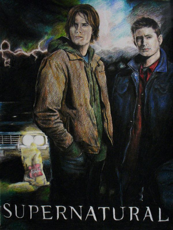 SUPERNATURAL by shobey1kanoby