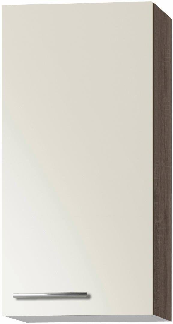 OPTIFIT Hängeschrank »Korfu« beige, creme glänzend Jetzt bestellen - hängeschrank wohnzimmer weiß