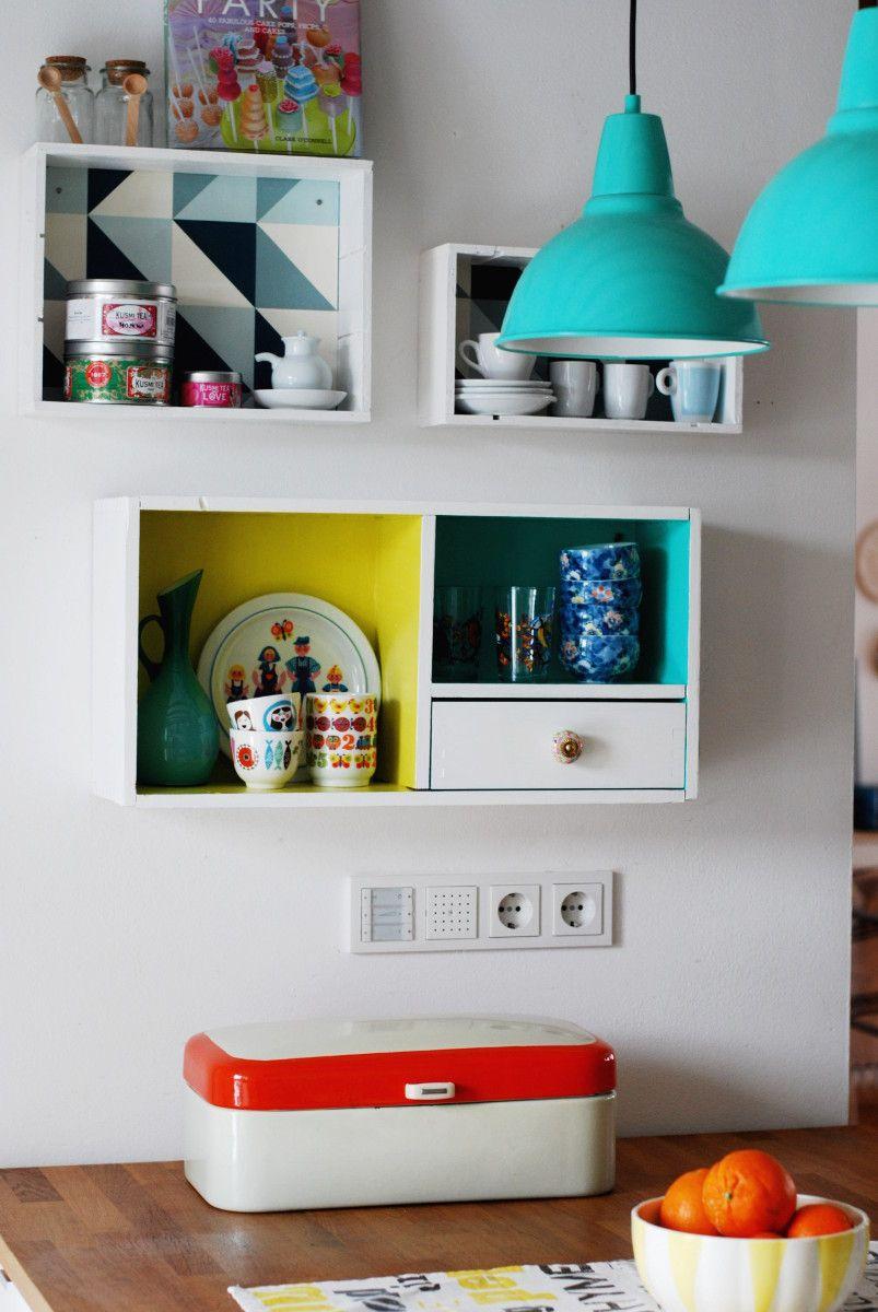 Diy Aufbewahrung In Der Kuche Wohnen Pinterest Home Decor