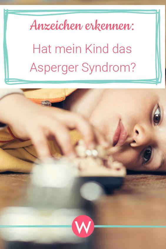 Hat mein Kind das Asperger Syndrom? Anzeichen erkennen
