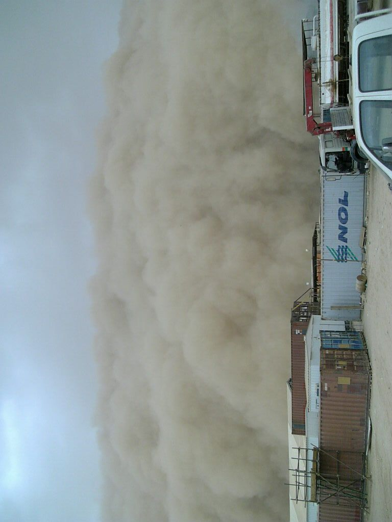 All sizes | Dust storm | Flickr - Photo Sharing!