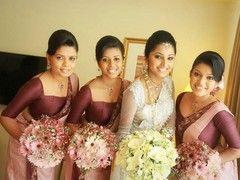 Sri Lanka Flower Girl Dress