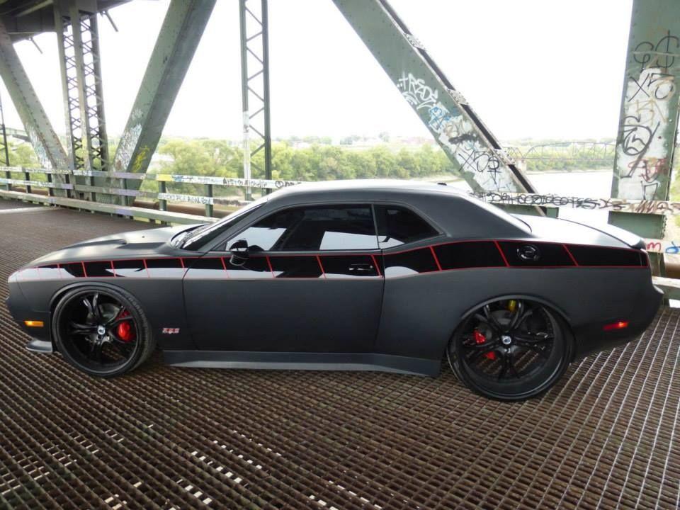 2012 Dodge Challenger SRT8 392HEMI Wide Body – American Muscle Cars ...