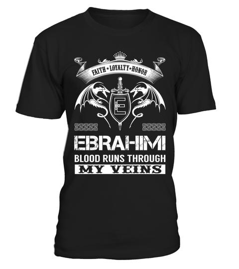 EBRAHIMI Blood Runs Through My Veins . Special Offer