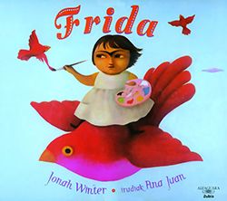5 Children's Books to Celebrate Women's History Month-Frida