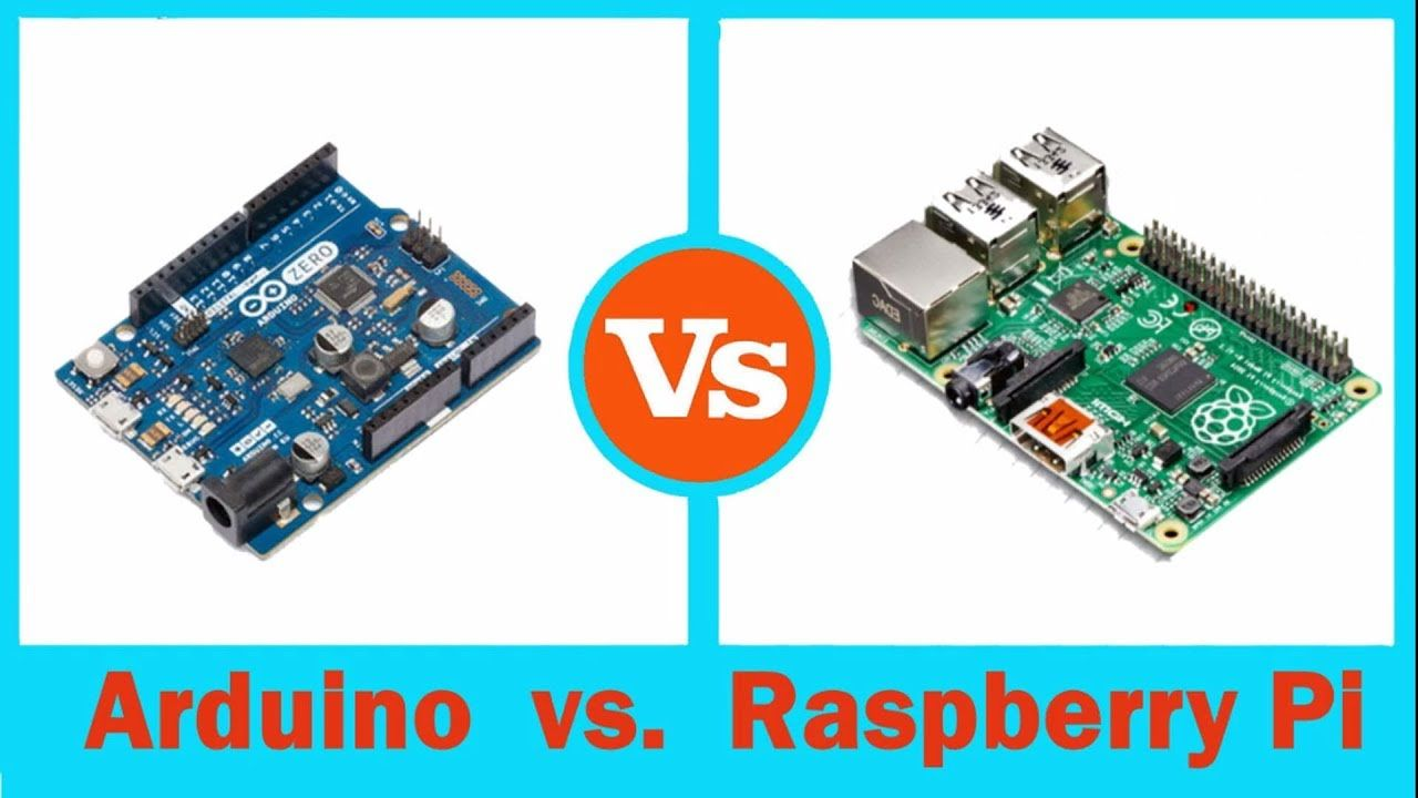 Arduino Vs Raspberry Pi Learning Engineering Pinterest Most Popular Electronic Circuits And Are The Devices Among Students Hobbyists Professionals