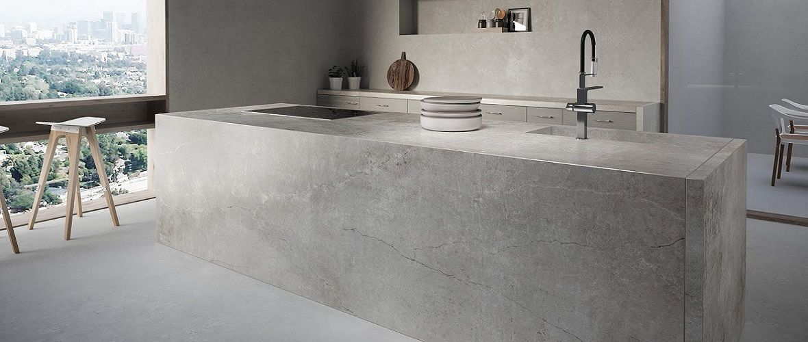 Pin By Stone And Style On Dekton By Cosentino Kitchen Diner