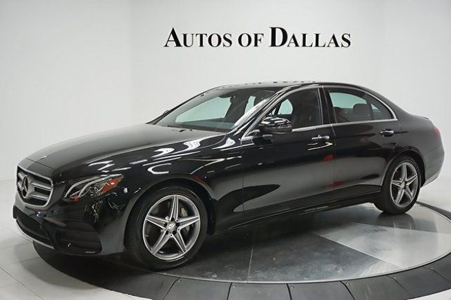 Used 2017 Mercedes Benz E 300 For Sale In PLANO, TX 75093: Sedan